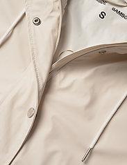 Samsøe Samsøe - Stala jacket 7357 - regntøj - warm white - 3