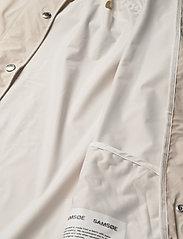 Samsøe Samsøe - Stala jacket 7357 - regntøj - warm white - 5