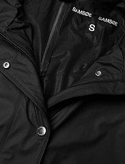 Samsøe Samsøe - Stala long jacket 7357 - manteaux de pluie - black - 3
