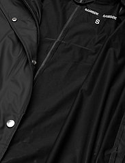 Samsøe Samsøe - Stala long jacket 7357 - manteaux de pluie - black - 6