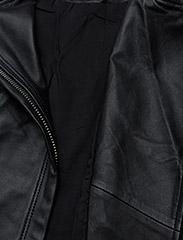 Samsøe Samsøe - Duris jacket 7248 - nahkatakit - black - 4