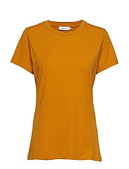 Solly tee solid 205 - INCA GOLD