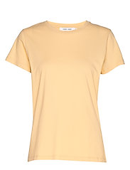 Solly tee solid 205 - NEW WHEAT