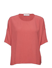 Mains tee 5687 - DUSTY CEDAR