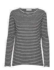 Nobel ls stripe 3173 - 3173 WHITE/BLACK
