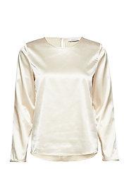 Barbarea blouse 10838 - WHITECAP GRAY