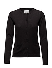 Sanella cardigan 3111 - BLACK