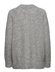 92fc4635e1b9 Nor O-n Long 7355 (Grey Mel.) (540 kr) - Samsøe   Samsøe -