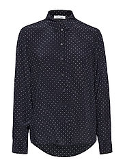 Milly np shirt aop 10458 - POINT NIGHT