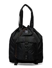 E Tote Bag 13052 - BLACK