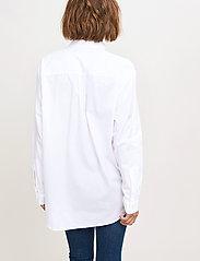 Samsøe Samsøe - Caico Shirt 2634 - long-sleeved shirts - white - 3