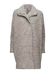 Hoff jacket 6182 - SAND GREY MEL.