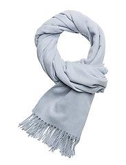 Accola maxi scarf 2862 - DUSTY BLUE