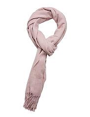 Accola maxi scarf 2862 - PALE MAUVE