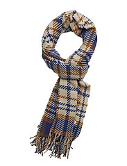 Accola scarf jac 2862 - BLUE CHECK
