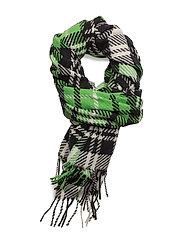 Accola scarf jac 2862 - CLASSIC GREEN CH