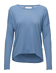 Kally o-neck 5812 - SILVER LAKE BLUE