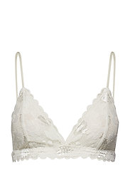 Samsøe & Samsøe Marilyn bra 6356 - CLEAR CREAM