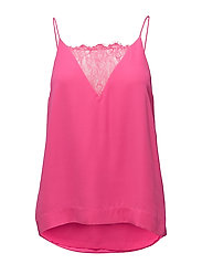 Biaf lace top 6891 - FUCHSIA PURPLE