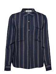 Milly shirt aop 7201 - DOT STRIPE