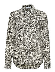Milly shirt aop 7201 - ECRU BUTTERCUP