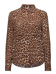 Milly shirt aop 7201 - LEOPARD