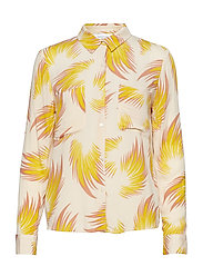 88f5b594c3b6 Milly shirt aop 7201 - SUN FEATHER