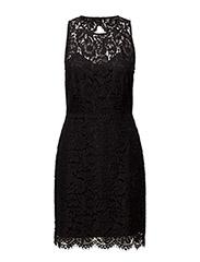 Becks dress 7368 - BLACK
