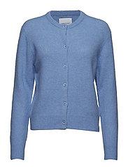 Nor short cardigan 7355 - BEL AIR BLUE