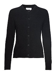 Nor short cardigan 7355 - BLACK