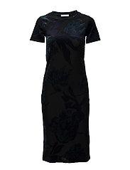 Joyce dress 8060 - FLEURIE SOMBRE