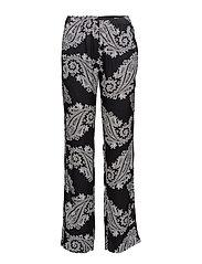 Hoys straight pants aop 7700 - GRAND MOTIF