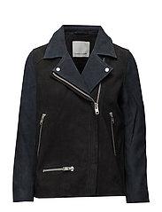 Welter jacket 8075 - BLACK