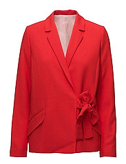 Heather blazer 7968 - FLAME SCARLET