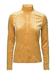 Ziva zip t-n 8214 - GOLDEN ROD