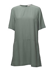 Adelaide dress 6515 - CHINOIS GREEN