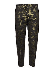 Louise crop pants 8308 - CAMO
