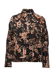 Vera jacket 9349 - BLACK BLOOM