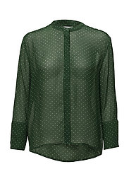 Elm shirt aop 9695 - POINT EDEN