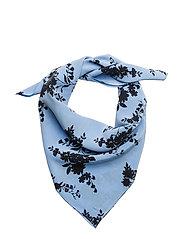 Hail scarf aop 9394 - BLUE BLOOM
