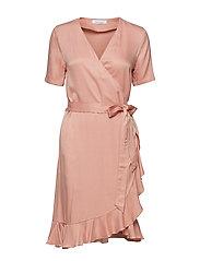 Limon ss dress 9941 - ROSE TAN