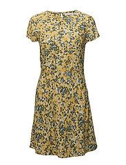 Zambia ss dress aop 6515 - SOLEIL JARDIN