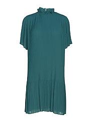 Malie ss dress 6621 - MALLARD GREEN