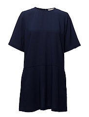 Adelaide dress 9956 - MEDIEVAL BLUE