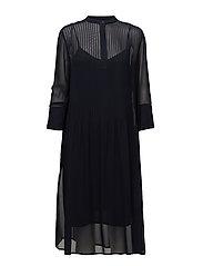 Elm shirt dress 9695 - DARK SAPPHIRE