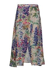 Raya skirt aop 6515 - FIORE