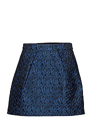 Bles skirt 10159 - BLUE LEOPARD