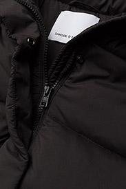Samsøe Samsøe - Vinda jacket 10143 - gefütterte & daunenjacken - black - 3