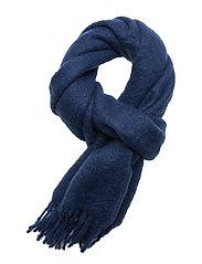Minetta scarf 10552 - BLUE DEPTHS