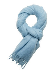 Minetta scarf 10552 - DUSTY BLUE